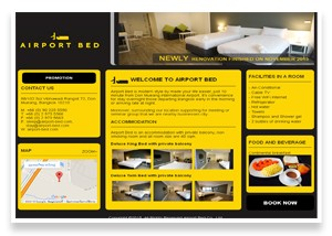 www.airport-bed.com