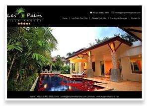 Les Palmares Villa Phuket
